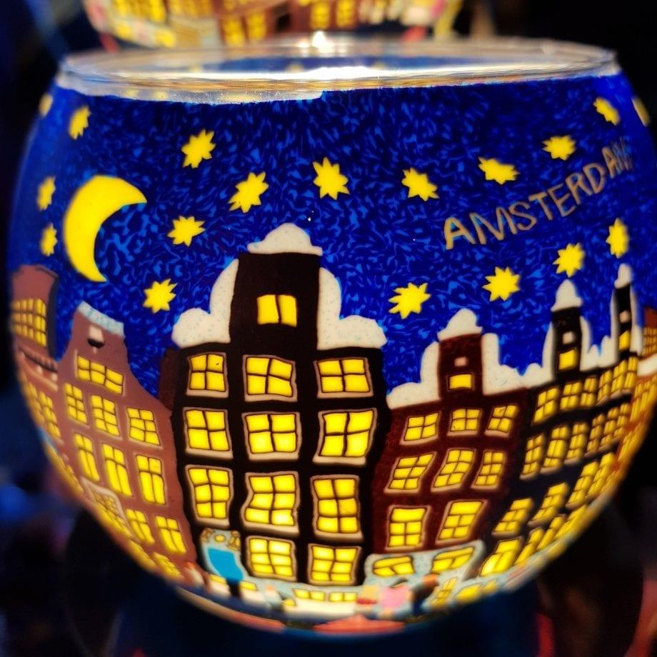 Amsterdam nacht