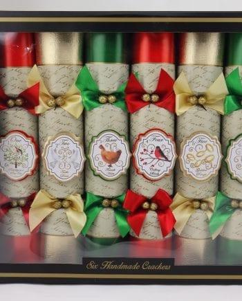 6 DAYS OF CHRISTMAS